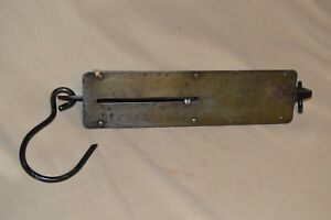 Vintage Detecto Scales Ny 100 Lbs No 4100 Weighing Scale