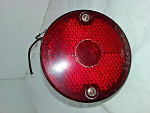 1940 S 1950 S Ford Truck Duolamp B Tail Light Assembly 375f