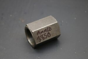 Ammco 3850 3860 4000 4100 And 7000 Brake Lathe Arbor Shaft Lh Thread Nut