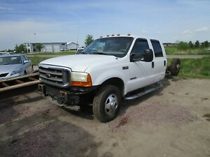 2001 Ford F350 Dana 60 Drw Super Duty Front Axle Assembly 4 10 Ratio 1999 2004