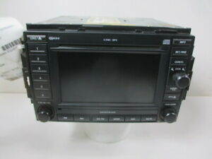 2005 Chrysler 300 Navigation 6 Cd Dvd Player Radio Rec Oem