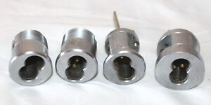 Lot Of 4 Best Falcon Ic Core Housings Deadbolt Rim Cylinder Mortise Locksmith
