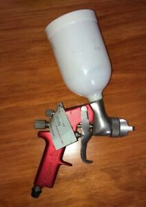 Snap on Saber Hvlp 1 3 Paint Gun Spray Gun W Cup Mint Maybe Never Used