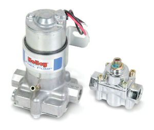 Marine Electric Fuel Pump Blue Holley 712 802 1
