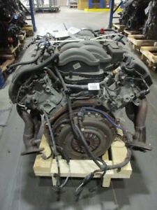 2011 2014 Ford Mustang 5 0l Engine Motor Assembly 57k Miles Oem Lkq 202998165