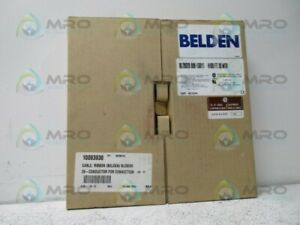 Belden 9l28026 Ribbon Cable 100ft New In Box
