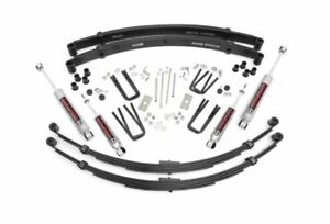 Rough Country 3 0 Suspension Lift Kit Fits Toyota Pickup 4wd 71030