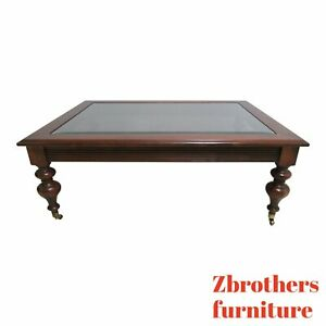 Ethan Allen Old World Treasures Coffee Table