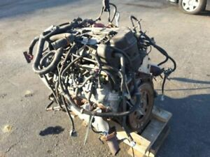 Engine Motor 4 8l Drop Out With Accessories Ls Swap From 2009 Gmc Sierra 1500