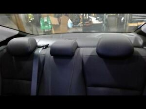 All 3 Rear Headrests Black Leather Coupe Fits 2013 2014 2015 Accord 637523