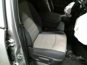 Passenger Front Seat With Air Bag Bucket Cloth Fits 12 Dodge 1500 Pickup 537700