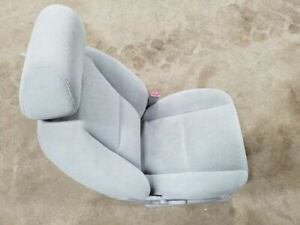 Passenger Front Seat Bucket Bench Manual Fits 07 08 Avalanche 1500 651824