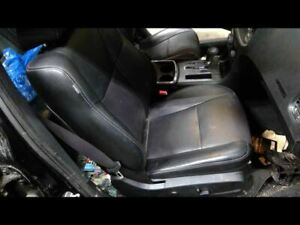 Passenger Front Seat Bucket Leather Lumbar Fits 11 14 Charger 651073