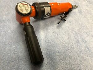 lotb Cleco 236glsc 115a c4 Right Angle Grinder 1 4 Collet 11 500 Rpm
