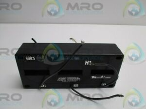 Instrument 0126a08292 10 Current Transformer Ratio 800 5a Used