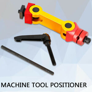 Work Stop Tool Vise Part Locator For Cnc Milling Machine Adjustable
