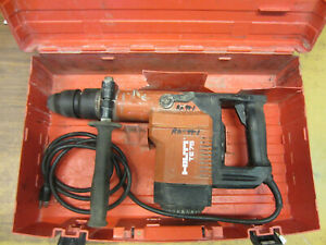 Hilti Te 75 Case Rotary Hammer Drill Sds Max Combihammer 76