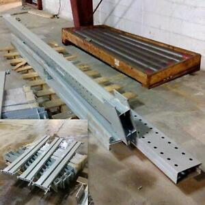 Cantilever Rack Assembly 12ft Tall