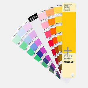 Pantone Starter Guide Solid Coated And Uncoated Gg1511 Open Box Demo