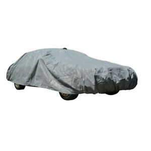 Triple Layer Universal Car Cover Medium For Models Up To 228 Inches New