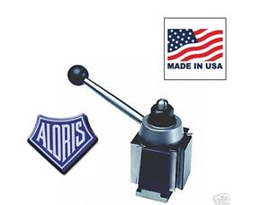 Aloris Bxa Super Precision Tool Post Lathe Swing 10 15