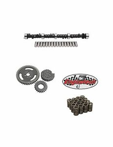 Chevy 305 327 350 400 Cam Lifter Kit Hp Rv Stage 4 488 509 Lift Springs Timing