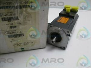 Control Techniques Ntm 320 cbns 0000 Servo Motor New In Box