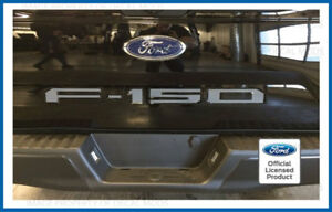 2019 Ford F150 Tailgate Inserts Decals Letters Inlay Stickers Rear Tail Gate