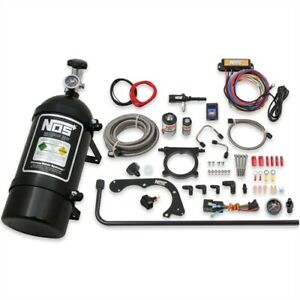 Nos 02125bnos Wet Nitrous System 2011 2014 Ford Mustang 5 0l Coyote Includes 75