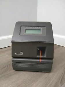 Acroprint 175 Electronic Digital Time Clock Stamp Recorder Punch No Key