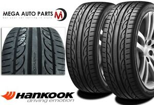 2 Hankook K120 Ventus V12 Evo2 305 30zr19 102y Xl Ultra High Performance Tires