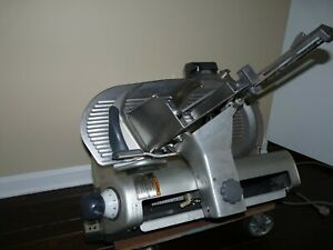Hobart 3913n Model Automatic Deli Meat Cheese Slicer Sharpener Commercial Ohio