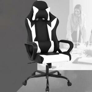 Refurbrished Office Chair High back Pu Leather Gaming Chair Computer Chair