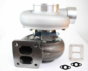 Gt45 T4 1 15 A r 92mm Huge 800 hps Boost Upgrade Racing Turbo Charger
