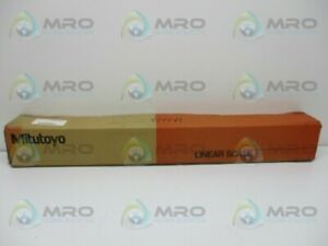 Mitutoyo 539 771 10 At553 600 sc Linear Scale Factory Sealed
