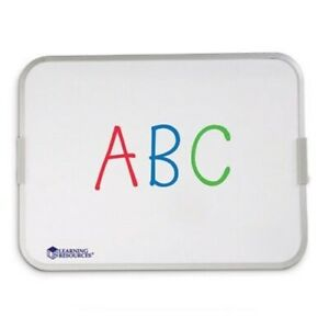 Portable Dry Erase Whiteboards Set Of 10 Magnetic Double Sided