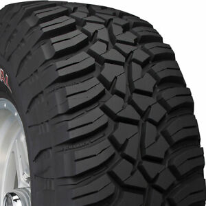 4 New 35 12 50 17 General Grabber X3 12 50r R17 Tires 31894