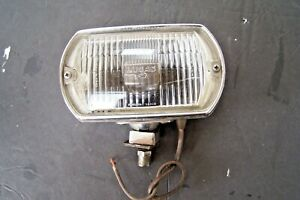 Lucas 1968 1969 1970 Ford Mustang Shelby Cobra Gt40 Fog Light Used Original