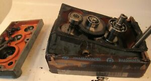 Delta Dc 380 15 Planer Complete Gear Box From A Working Planer