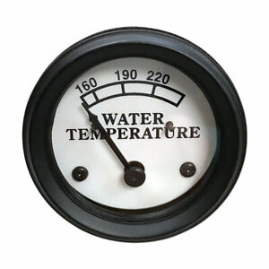 Water Temperature Gauge A B D G H Ao Ar Bo Br White Face John Deere Jd 1469