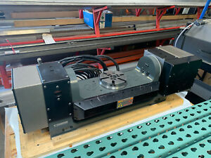 2012 Haas Tr 160 5 Axis Trunnion Rotary Table