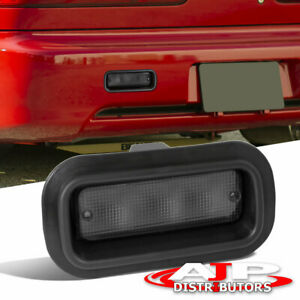 1988 2000 Honda Civic Crx Si Ef Eg Ek Jdm Edm Rear Bumper Smoked Fog Lights Len