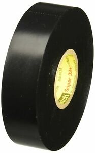 Scotch Super 33 Vinyl Electrical Tape 75 inch X 66 foot X 0 007 inch Pack Of 1