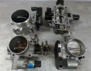 2006 2010 Ford Mustang 4 0l Throttle Body Assembly 89k Oem