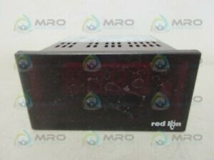 Red Lion Controls Paxlvd00 Voltage Meter used