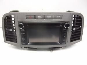 2013 2014 Toyota Venza Cd Player Radio Receiver Display Id 86140 0t010 Oem