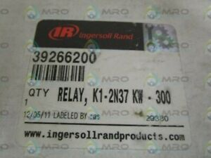Ingersoll Rand Relay Kit 39266200 new In Box