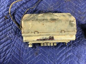Original 1951 Mopar Dodge Model 606 Am Radio M 412212