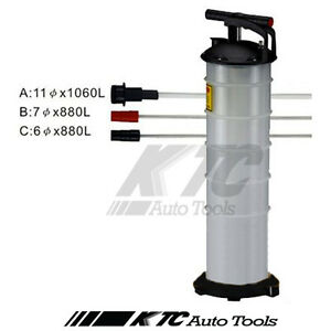 6 5l Hand Operated Oil Fluid Extractor Pump