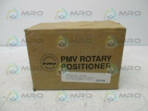 Pmv P 1500 Rotary Positioner New In Box